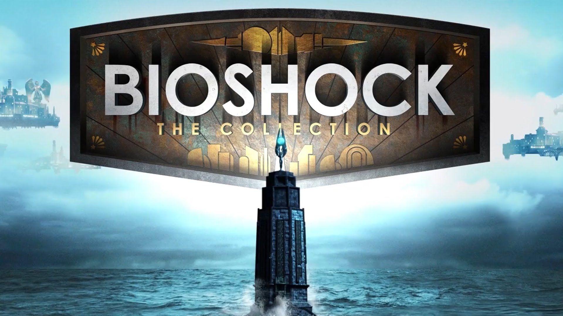 Mas Vale Tarde Que Nunca Media Hora De Gameplay De Bioshock The Collection Http Bit Ly 2byr7ib Bioshock Bioshock Collection Video Game News