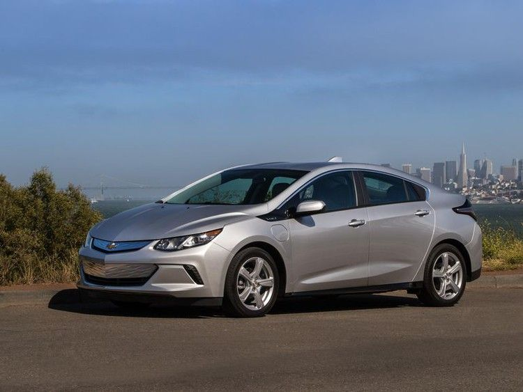 2019 Chevy Volt Charges In Half The Time Of Last Year S Model