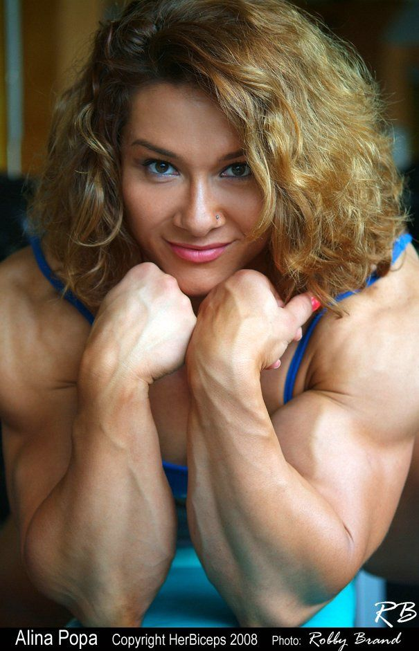 Female Bodybuilders - Big and Beautiful Pics