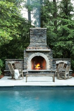 Classic Outdoor Space