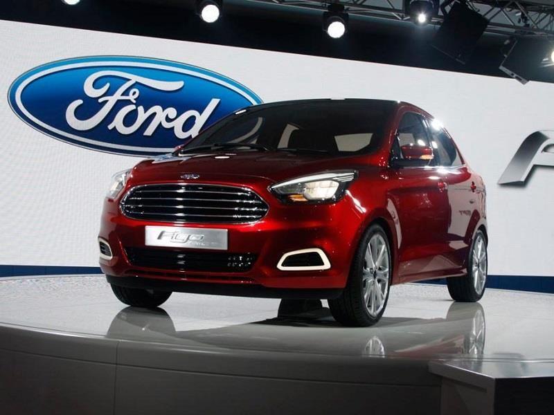Ford & 2019 Ford Figo Redesign Interior and Price u2013 2019 Ford Figo is ... markmcfarlin.com