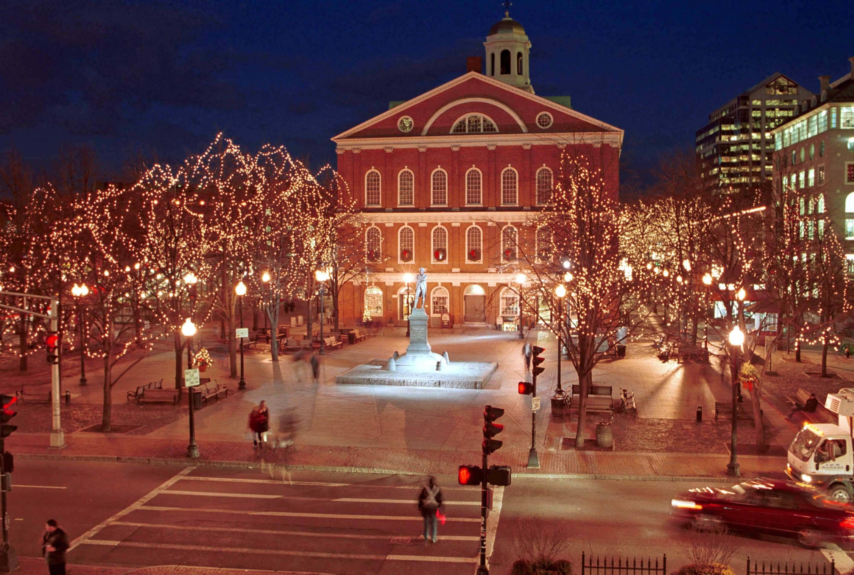Christmas In Boston Massachusetts.U S Tourist Attractions On A Budget Places I Love To