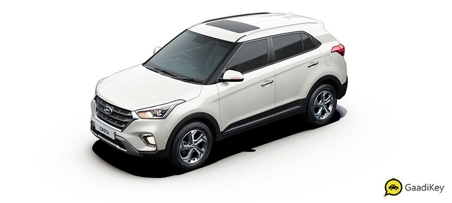 2019 Hyundai Creta Colors Red Blue Orange Black White Stardust Silver Hyundai Creta Hyundai Orange Black Blue