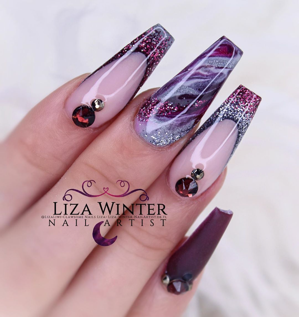 Pin On Nail Design Trends 2021