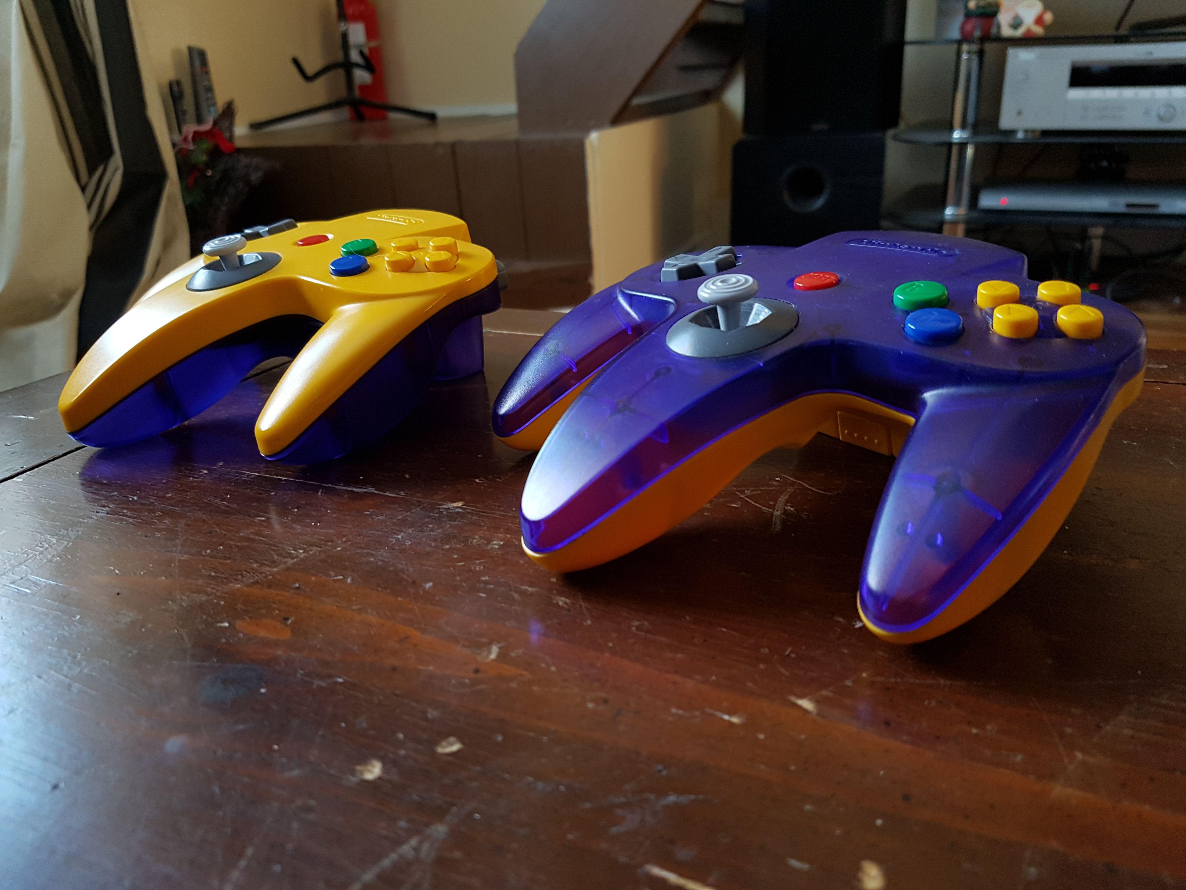 Nintendo 64 N64 custom console ZELDA Majoras Mask theme | Etsy