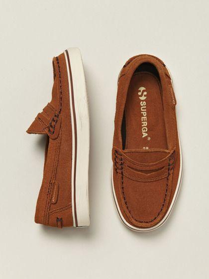 SUPERGA Suej Boat Shoe | Boat shoes