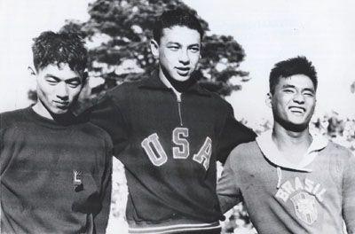 """Quando """"Os Peixes Voadores"""" visitaram o Brasil – uma homenagem à Natação! – Cultura Japonesa"""