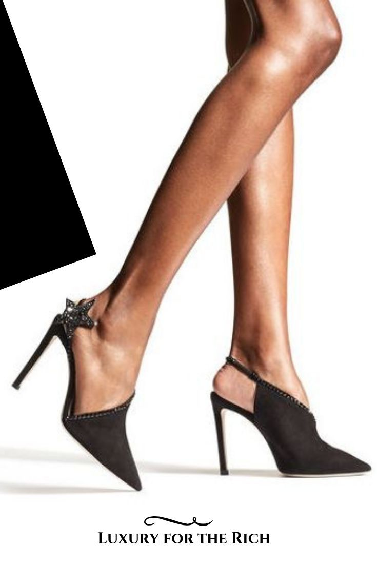 Luxury shoes, jimmy choo, high heels