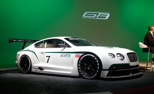 2014 Bentley Continental GT3 Race Car - http://www.dailytechs.com ...