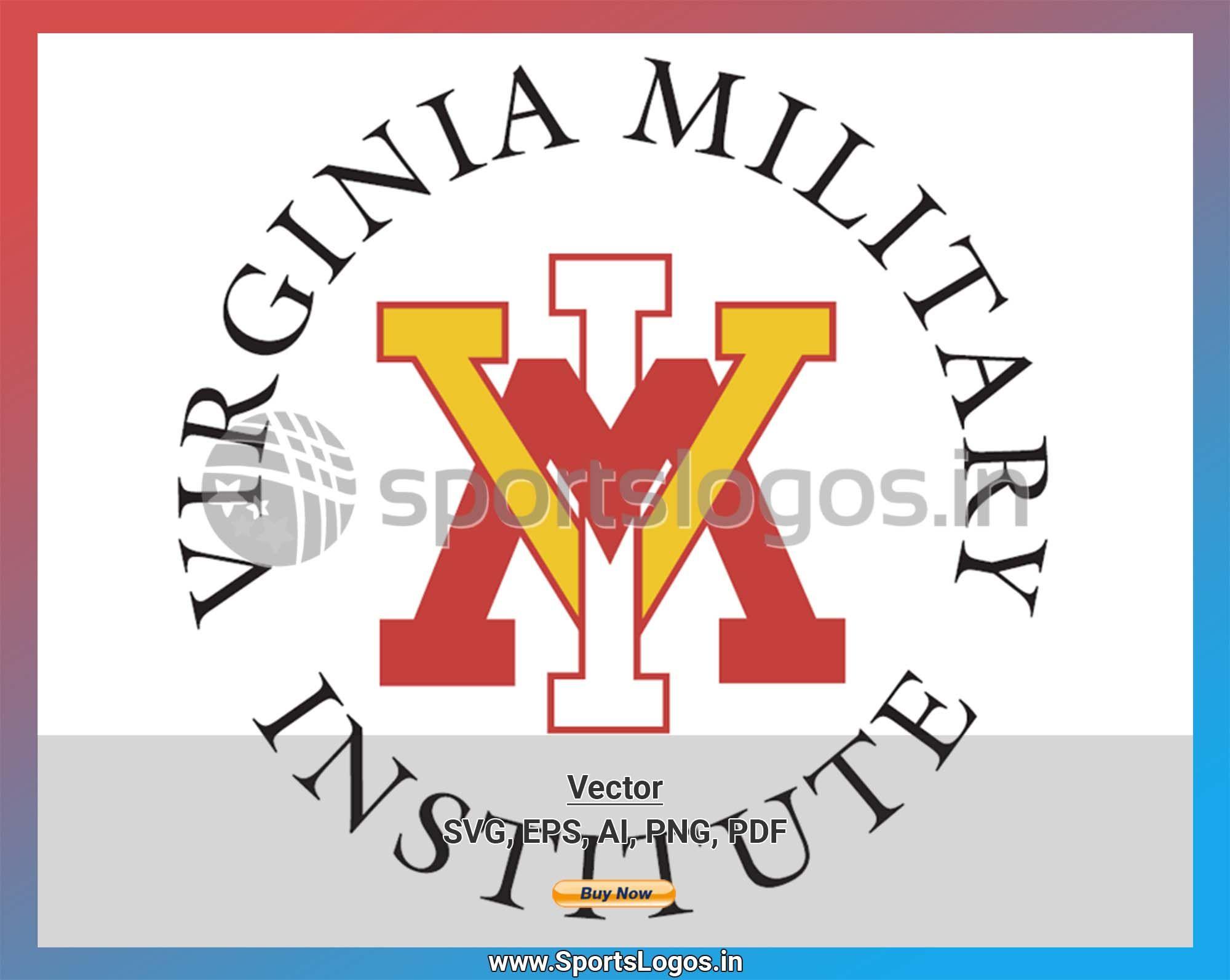 VMI Keydets College Sports Vector SVG Logo in 5 formats