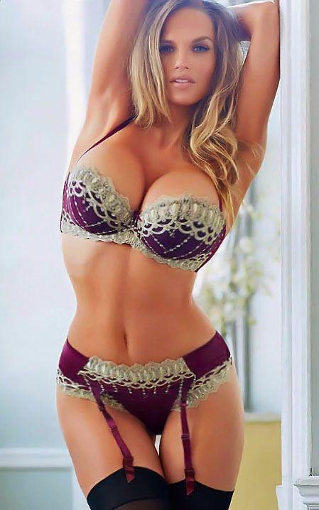 Sexy blonde bombshell pics mine very