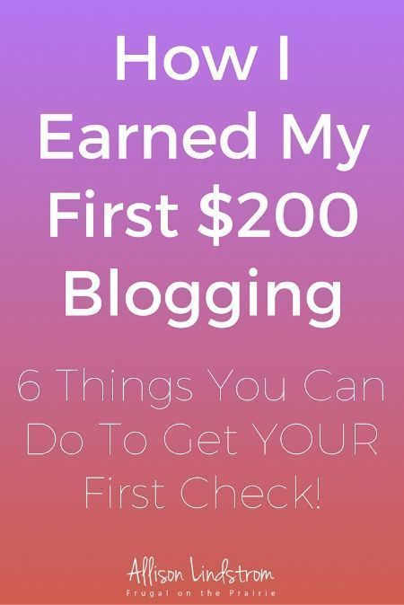 Blog Income Report: How I Earned My First $200 — A