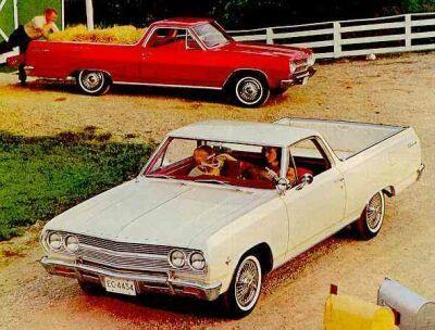 Musclecarclub Com Chevrolet El Camino History Classic