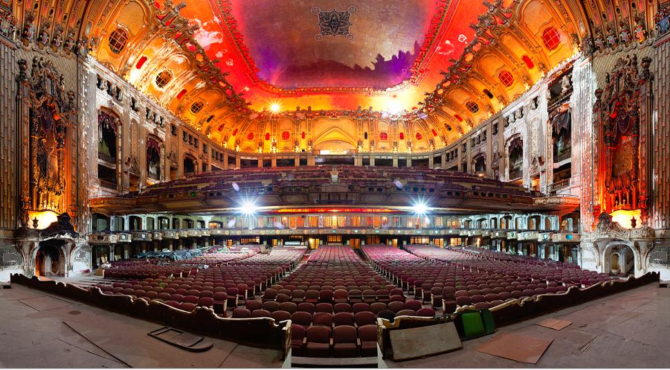 Uptown Update Opulent Decay Teatro De Opera Museos Cultura