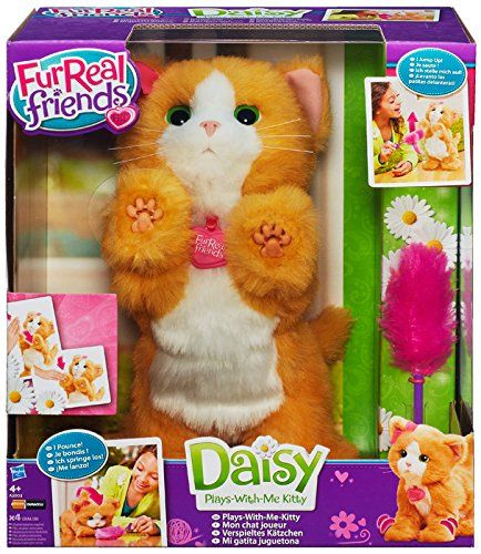 Hasbro A2003E35 - Fur Real Friends, Daisy la gattina che gioca con me peluche interattivo euro 69,99