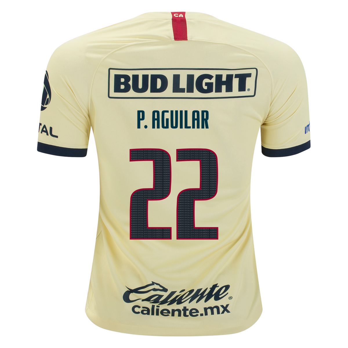 online store 80780 3cb04 Nike Paul Aguilar Club America Home Jersey 19/20 | Products ...