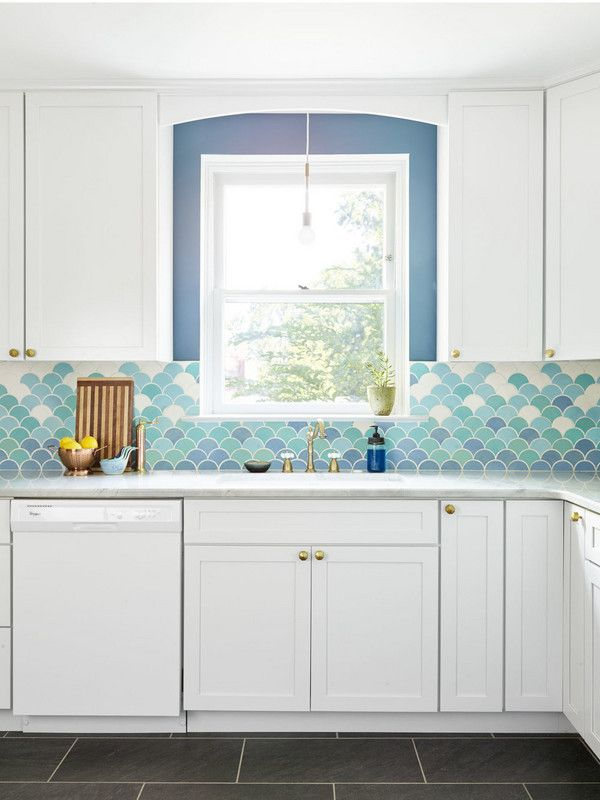 9 Fresh Ideas For Your Kitchen Backsplash Tile Kitchen