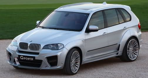 G Power Unveils Bmw X5 Typhoon With 525hp Supercharged V8 Dream
