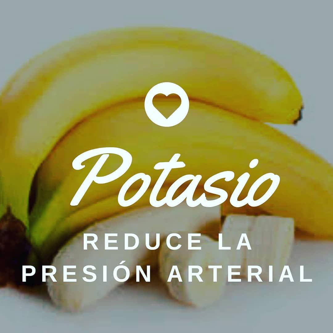 Presión arterial de potasio