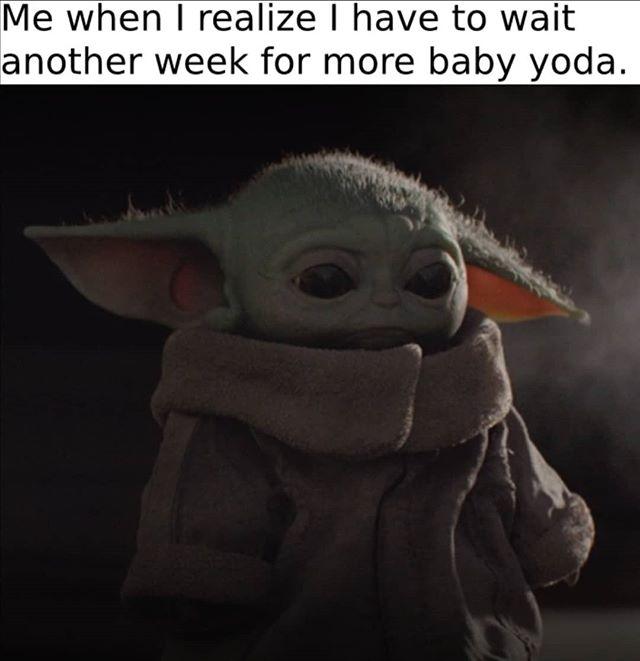 Pin by Mia Staud on Star Wars | Yoda meme, Funny baby ...