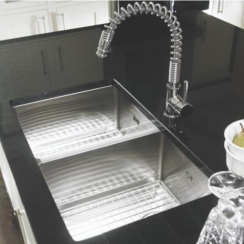 Double Bowl - Double Bowl Sinks - Kitchen Sinks Unit -Kitchens ...