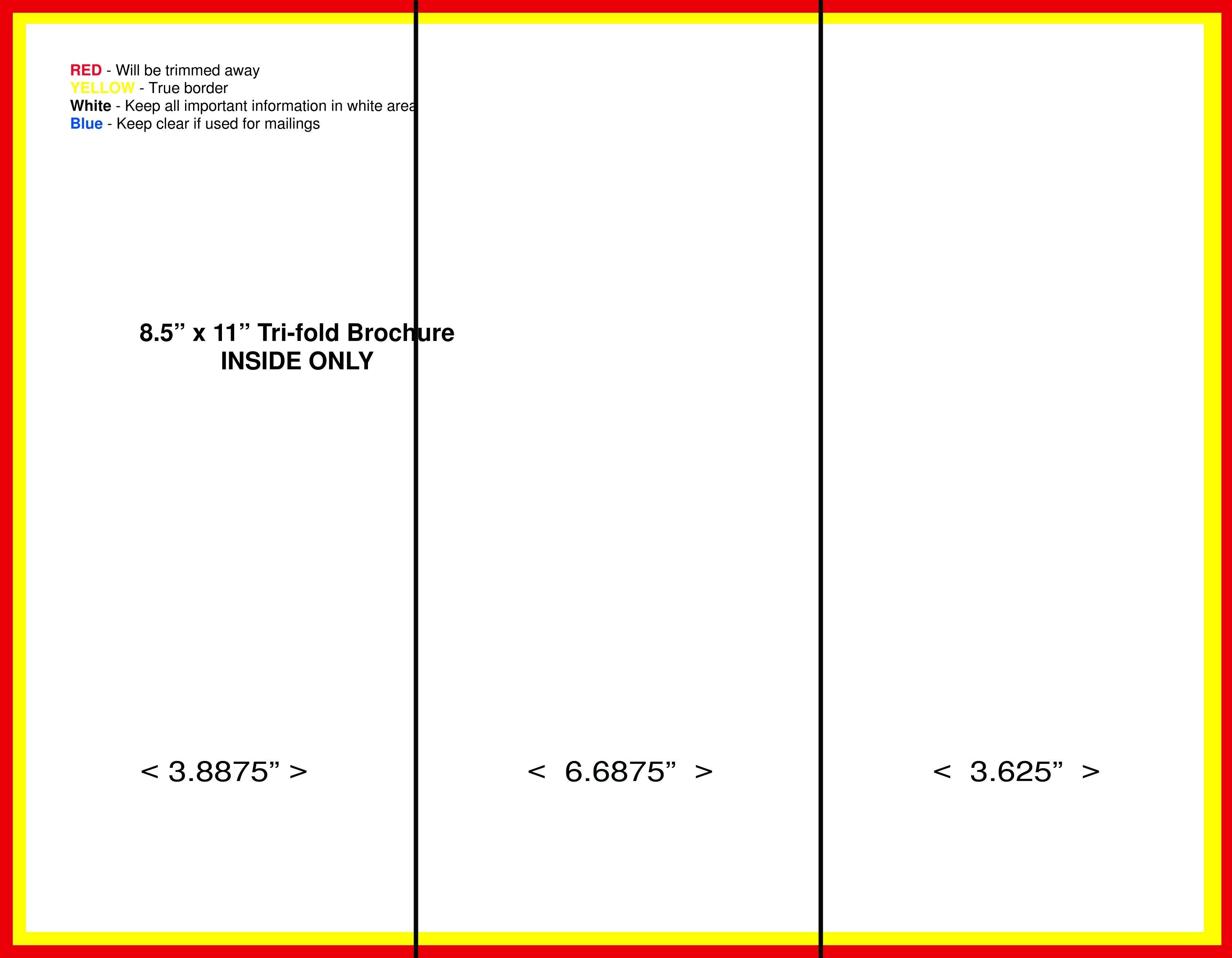 Google Drive Brochure Template | All Templates | Various Templates ...