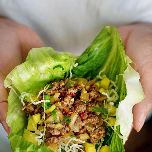 copycat pf chang lettuce wrap recipe  yummly  recipe in