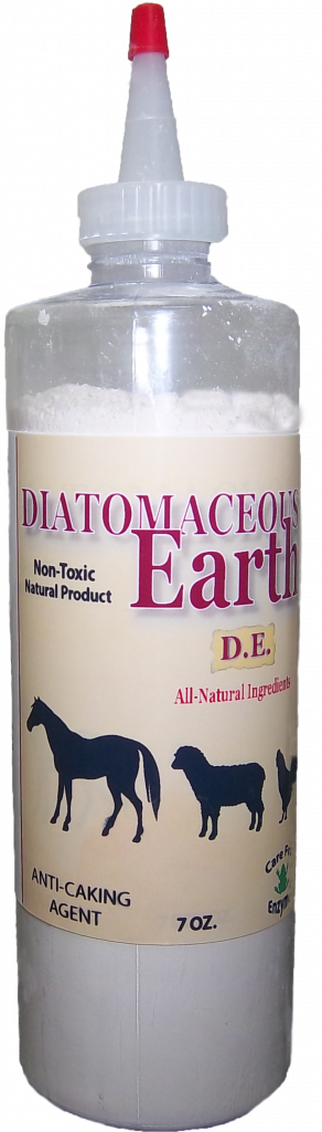 Uses for Diatomaceous Earth for animals. Can be used to