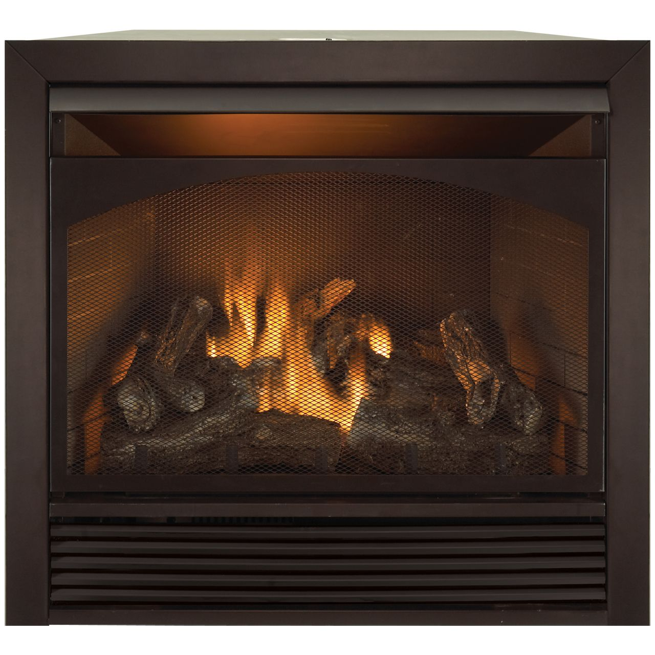 Wholesale Fireplace Inserts Duluth Forge Dual Fuel Ventless Fireplace Insert 32 000 Btu