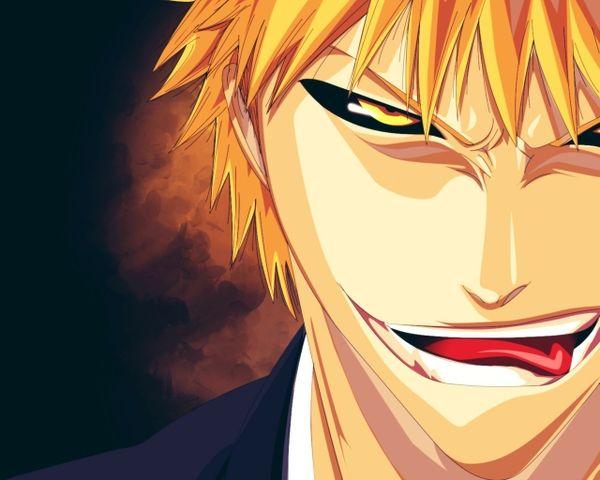 Ichigo And Hichigo Bleach Anime Bleach Anime