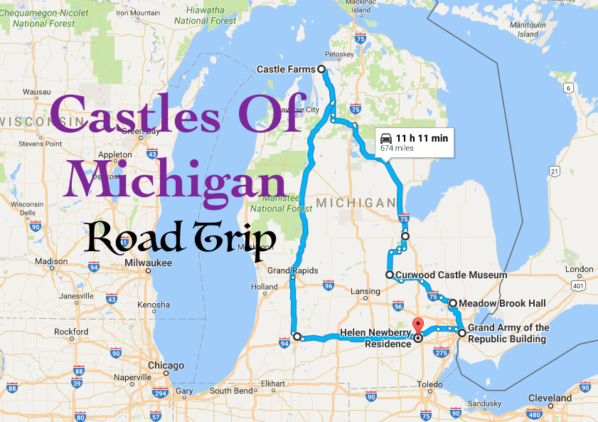 This road trip to michigans most majestic castles is like something this road trip to michigans most majestic castles is like something from a fairytale gumiabroncs Image collections