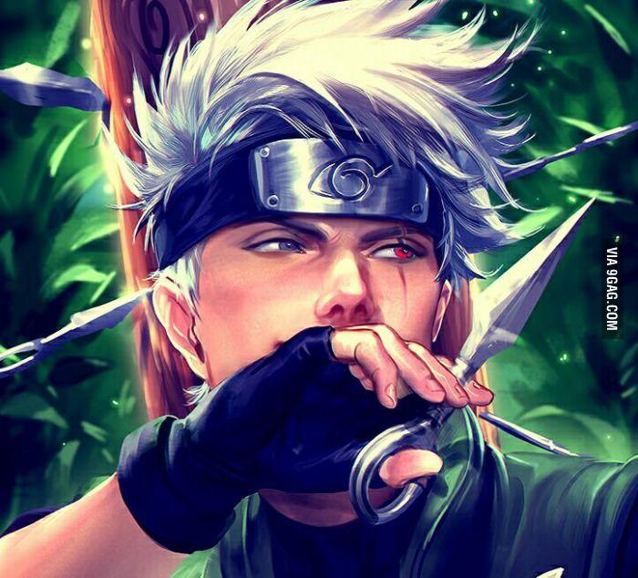 The Most Badass Character From Naruto Kakashi Hatake Kakashi Kakashi Hatake Naruto