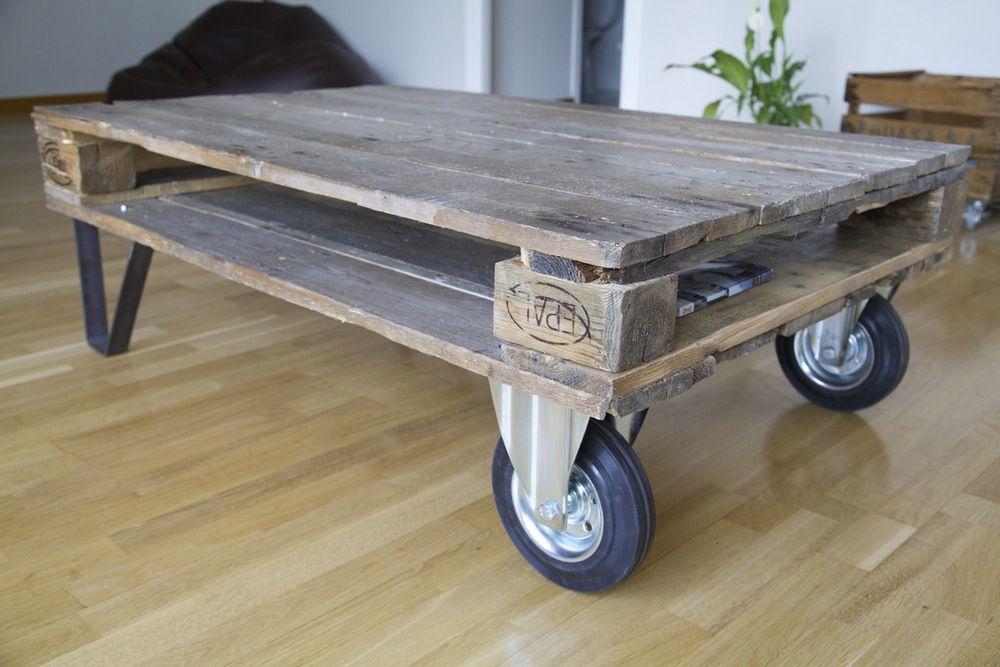 mesa hecha con palets de la mesa largo de la mesa alto de