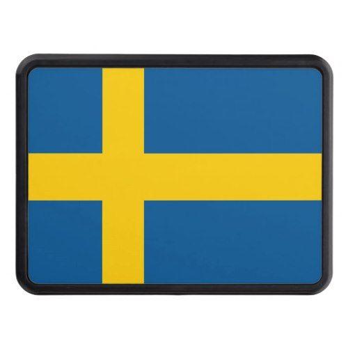 Sweden Flag Trailer Hitch Cover Zazzle Com Sweden Flag Trailer Hitch Cover Hitch Cover