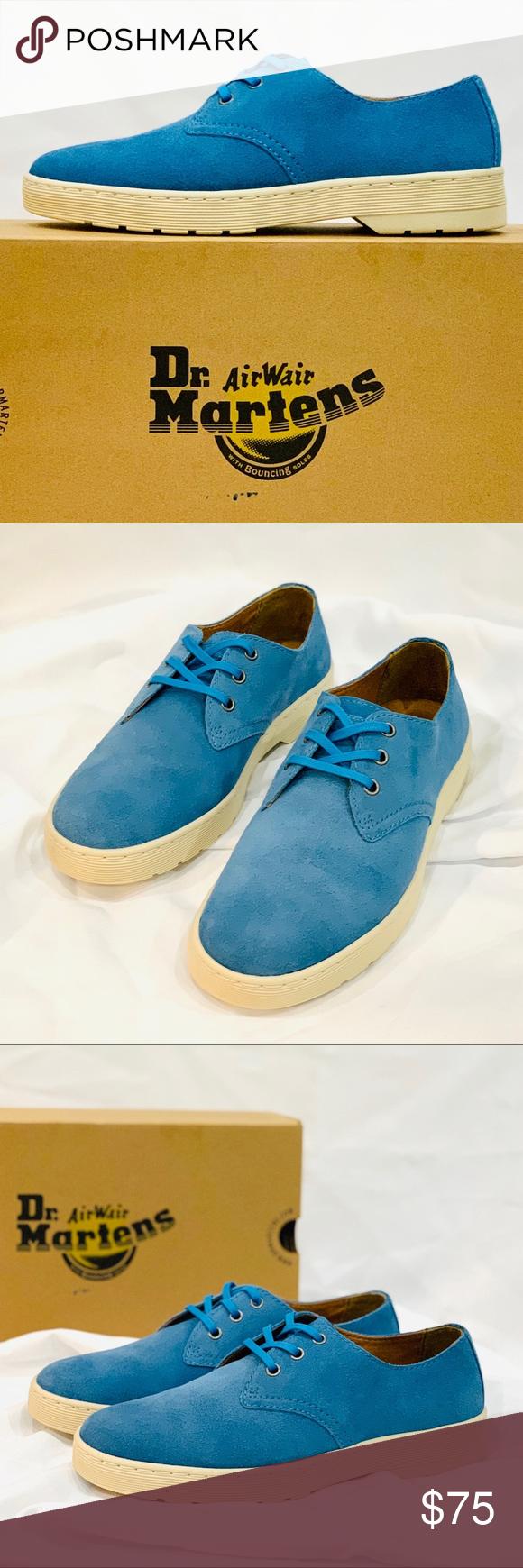 Dr. Martens | Coronado Blue Suede
