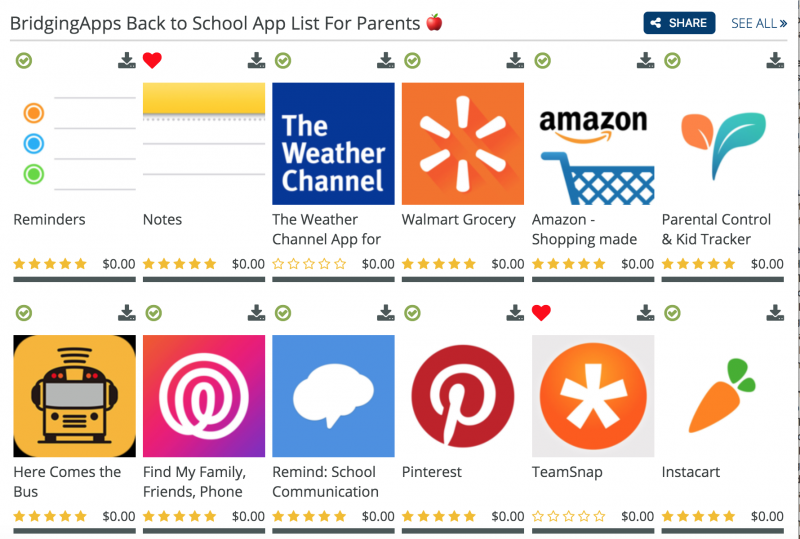 Back to School Apps For Parents 📱 Parenting, Back to school