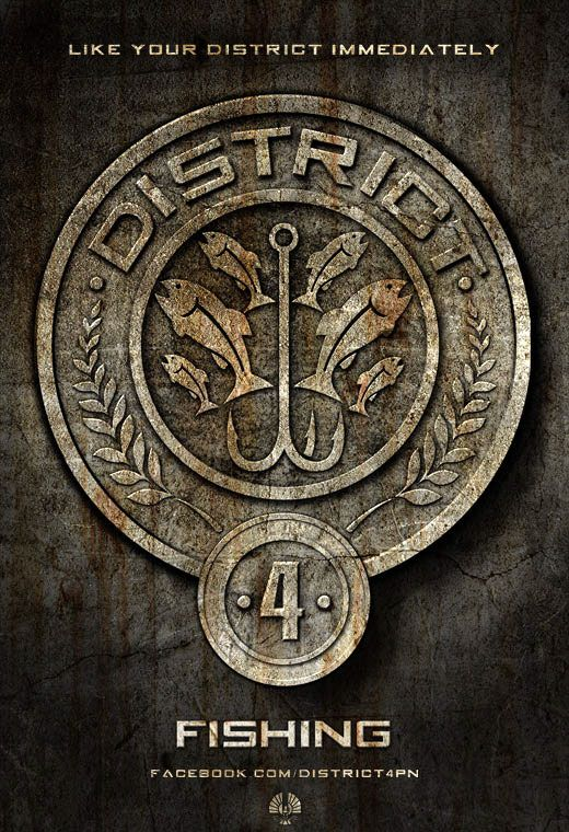 District 4 Hunger Games Finnick 3 If We Burn You Burn With Us