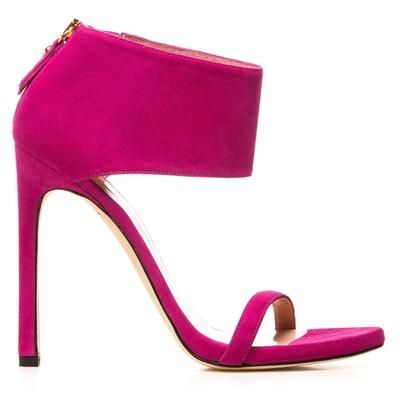 The Showgirl Sandal #shoes #heels #sandals #fashion #celebrities #style #streetstyle #outfit