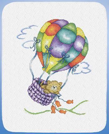 Baby Quilts - Cross Stitch Patterns & Kits - 123Stitch com
