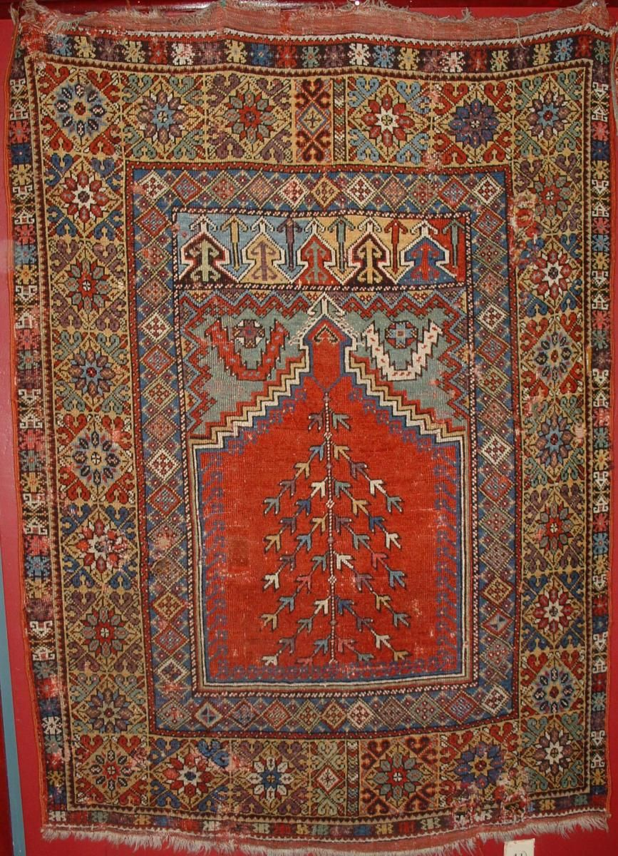 Antique Persian Qum Tree Of Life Rug Circa 1920 Persian Rug Persian Carpet Rugs
