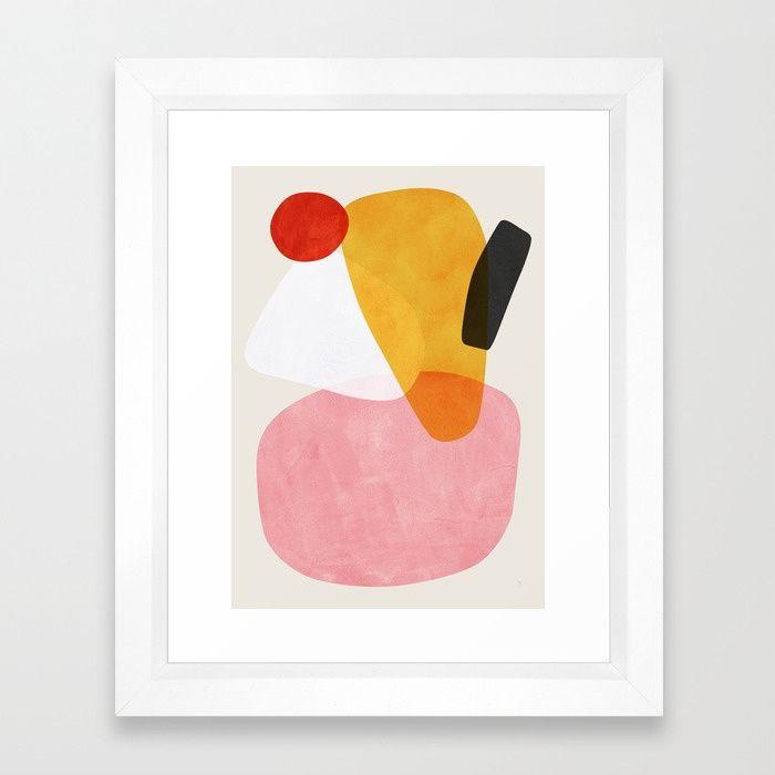 Buy Mikado Framed Art Print by matadesign. Worldwide shipping ...