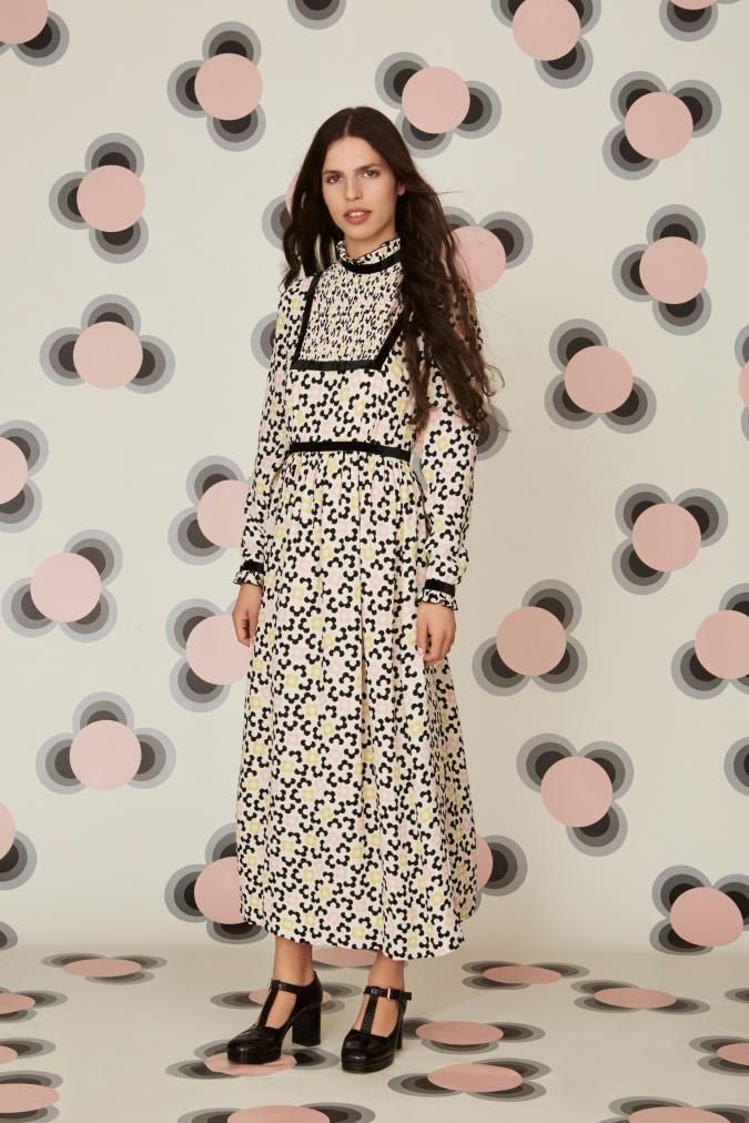 A look from the L'Orla resort 2016 collection. Photo: Orla Kiely.
