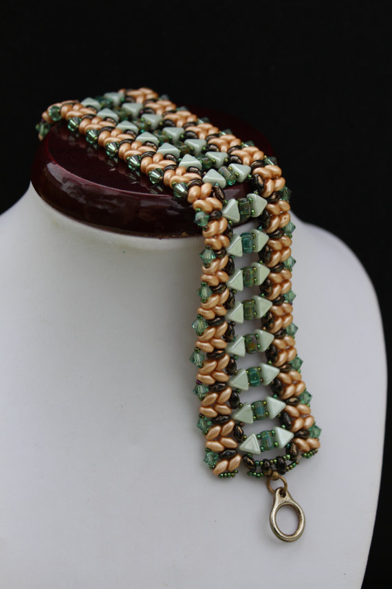 Beading Pattern Instructions Beading Tutorials And