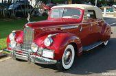 1942 Packard Super Eight 160 Victoria Convertible