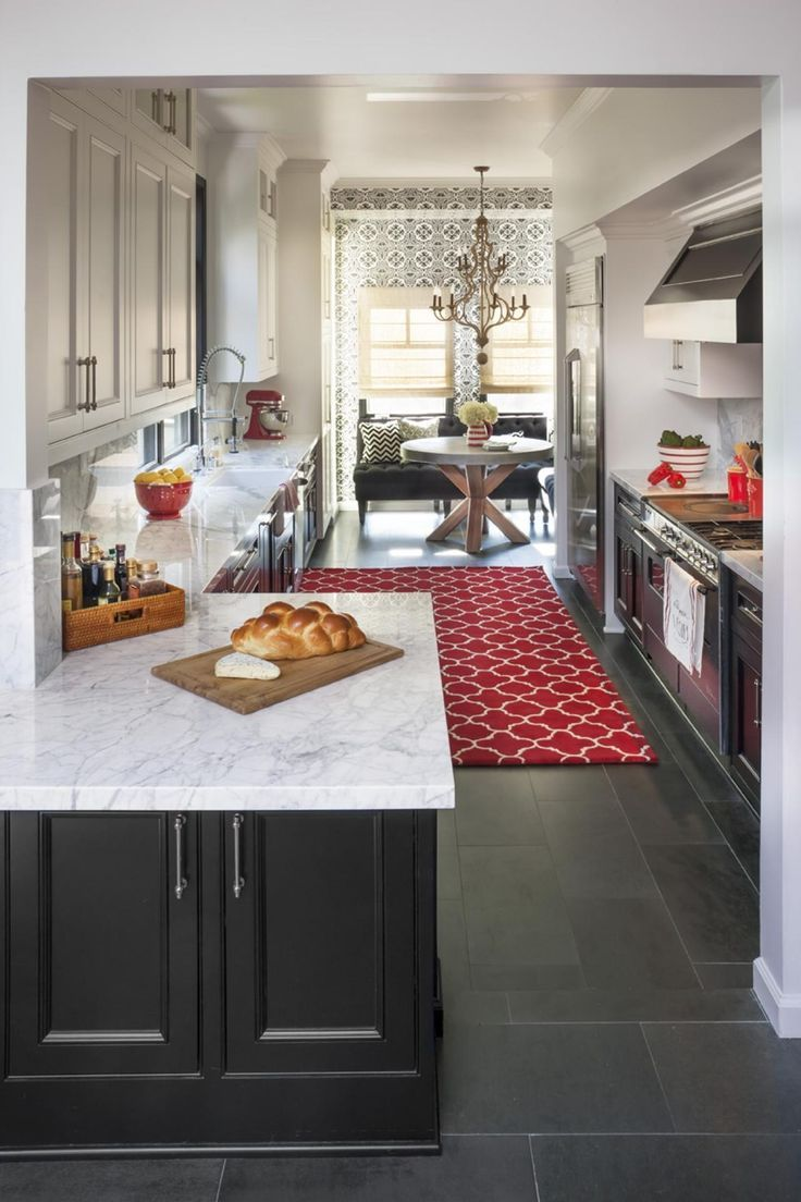 Gray Kitchens Bathrooms and More Gray Kitchens Marble countertops