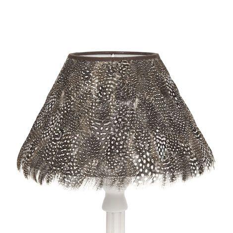 abat jour plumes zara home france deco noel pinterest. Black Bedroom Furniture Sets. Home Design Ideas