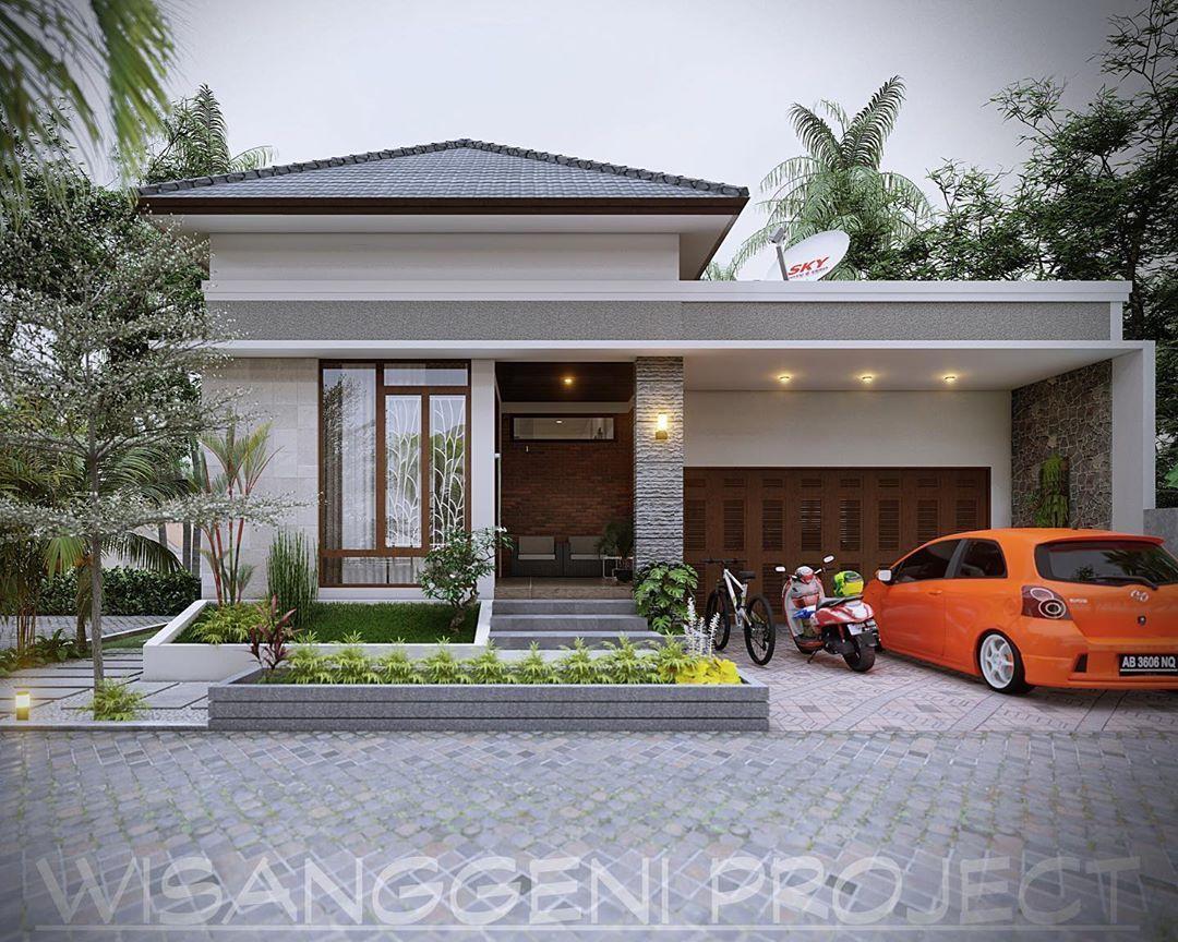 Taufiq Wangsa Effendi Di Instagram Bismillah Final Purposed Build Goal Privat House And Office Split Level Floor Rumah Indah Arsitektur Arsitektur Modern