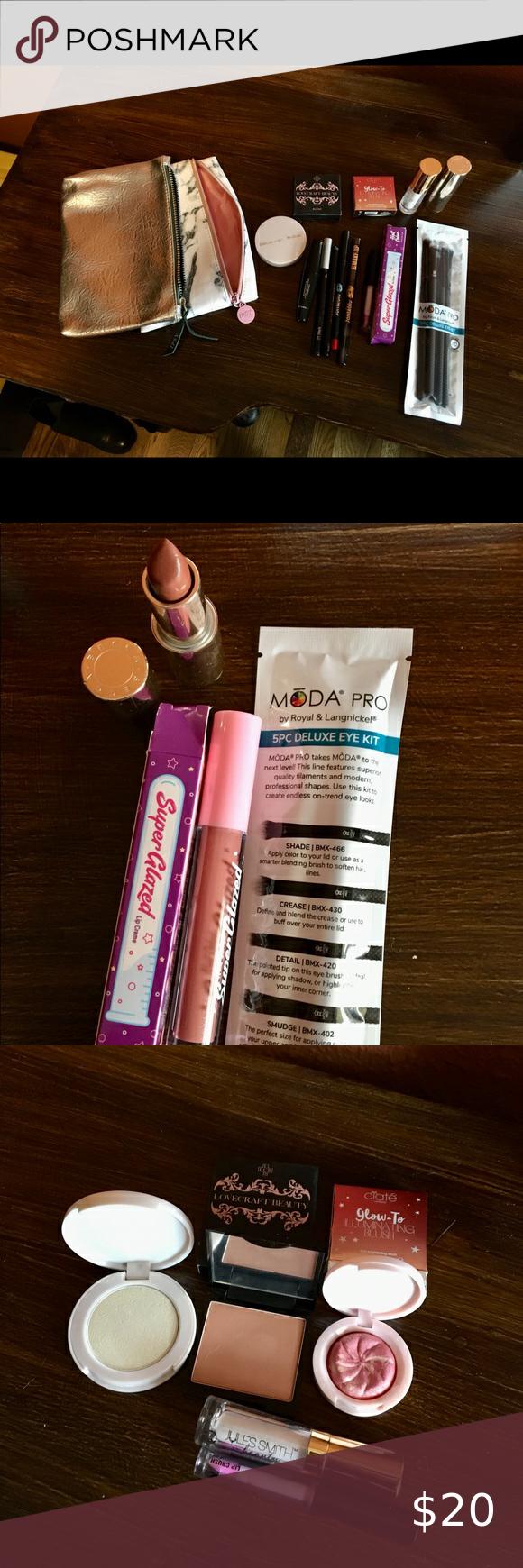 IPSY/Boxycharm Makeup Bundle in 2020 Makeup bundles