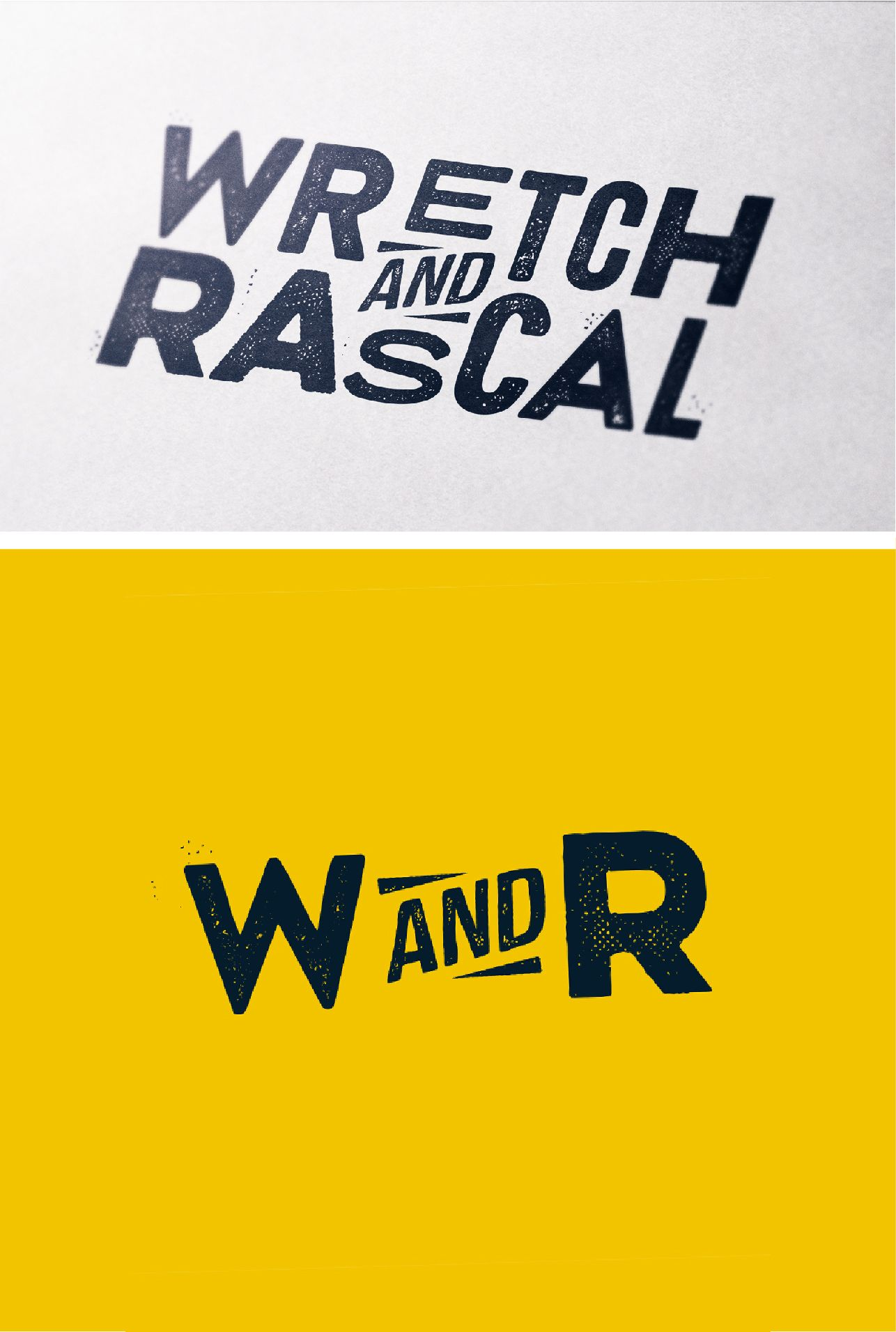 A Creative Duo From Leicester, Wretch & Rascal Offer