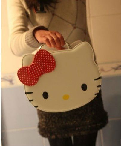 18435b20e4 New arrival 2013 hello kitty cosmetic bag storage household travel portable  cosmetic handbag lovely cat box-in Cosmetic Bags Cases from Luggage Bags on  ...